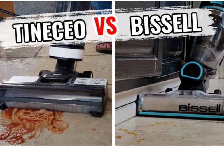 Bissell Crosswave vs Tineco Vacmop (Which is Best??)